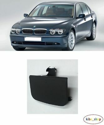 Front Bumper Tow Towing Eye Hook Cover 51117135569 for BMW 7Series E65 2005-2008