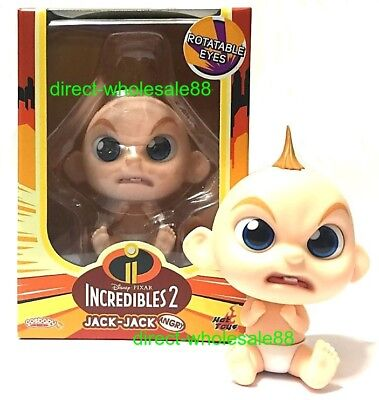 Ready Hot Toys COSB480 The Incredibles 2 Cosbaby Box Set of 5 New