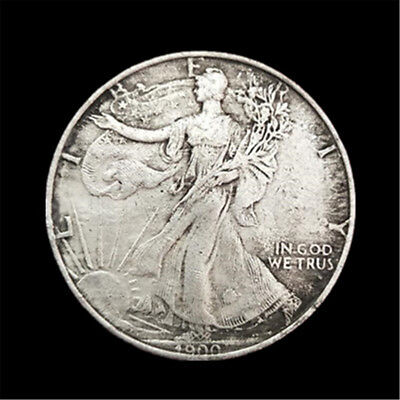 1900 American Foreign Silver Coins Commemorative Coin Collection Gift 38mm