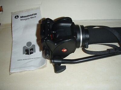 Manfrotto 561BHDV-1 Fluid Video Monopod with Head