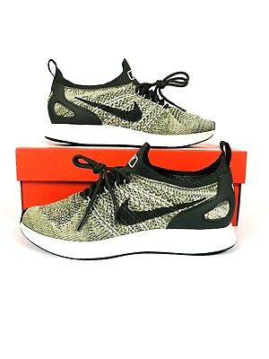 8947f1fccf2b8 Nike Air Zoom Mariah Flyknit Racer CARGO KHAKI OLIV WOMENS SHOE SIZES AA0521 -301