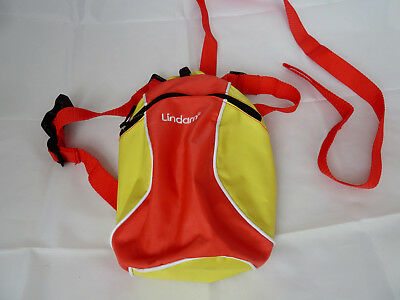 Lindam Toddlers Reins / Backpack / Harness With Handle - Funpack