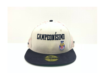 LIGA MEXICANA CHIVAS de Guadalajara New Era 59Fifty Team Fitted Hat ... c70cf9b0d801