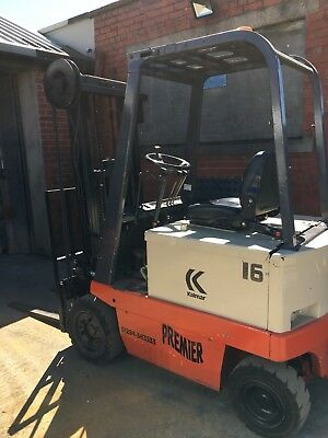 electric forklift 1.5 Ton 4 Wheel Not Hyster Or Linde