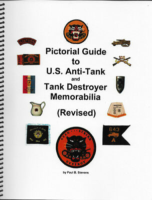 ASMIC Reference Book Pictorial Guide To US Anti-Tank & Tank Destroyer