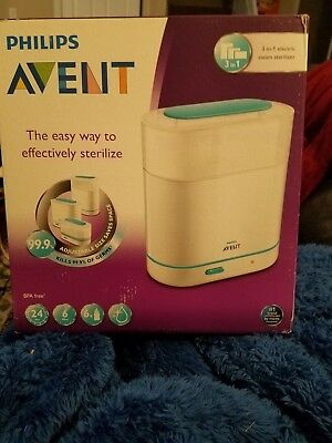 Phillips Avent sterilizer 3 in 1