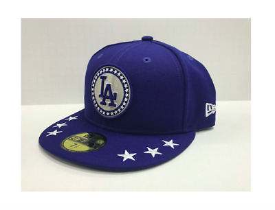 new arrival e02f9 b794a MLB Los Angeles Dodgers New Era 2018 59FIFTY All-Star Game Workout Patch -  Royal