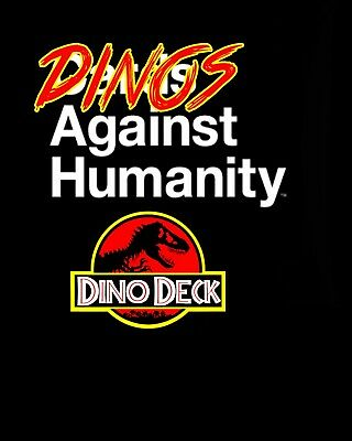 Dinos Against Humanity This deck bites! #JurassicWorld #JP #CAH