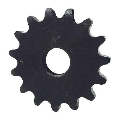 "#35 Plain Film Bore 1/2 5/8 19/32"" Roller Chain Sprocket 15~54 Teeth A Type 3/8"""
