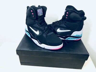 5e1eeba7d69 NEW NIKE AIR Command Force Spurs David Robinson (us Size 10) 684715 ...