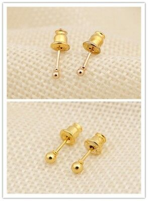 Fashion Women Simple Style Stainless steel Ear Stud Jewelry EarringGift 2 Pairs