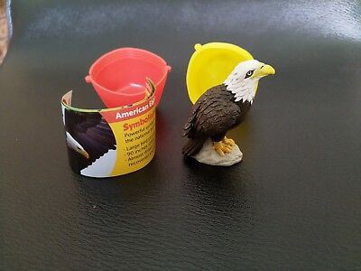 Yowie All American 2017 Ranger Series 2 American Eagle Limited Edition RARE
