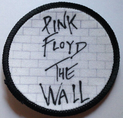 PINK FLOYD Patch parche the wall el muro hammer cover