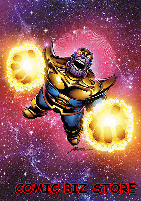 Infinity Wars Prime #1 (2018) 1St Print George Perez Variant Cover Marvel Cover