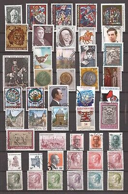 Luxembourg  -  Lot Of Stamps
