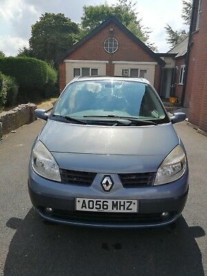 2006 Renault Grand Scenic 1.5 dci (7 Seater) for Parts ONLY or Repair!