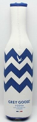 Grey Goose 750 ML Insulated Coozie Koozie neoprene luxury bottle cover holder C1