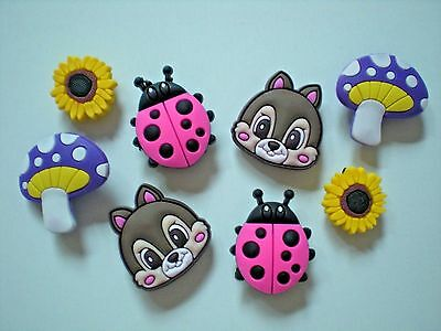 s Clog Shoe Charms Button Plug Fit Kid Holey Accessories WristBands