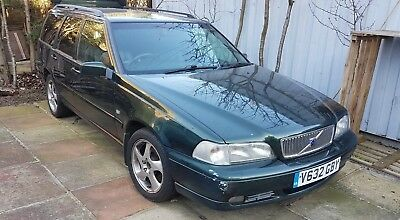 Volvo V70 T5 automatic BRC LPG converted spares or repairs MOT until sept 2018