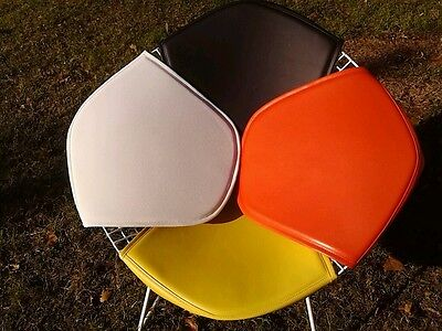 New Knoll Style Bertoia half- Diamond cushions different colors available