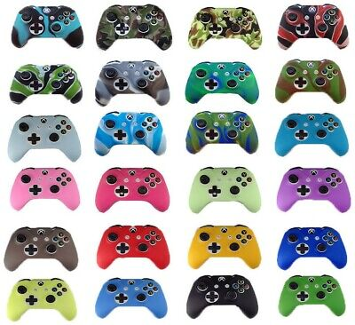 PRO GRIP Silicone Rubber Protective Cover case skin Xbox One / S / X Controller