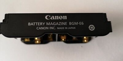 Canon BGM-E6, Battery Magazine 3354B001 for EOS 5D Mark III