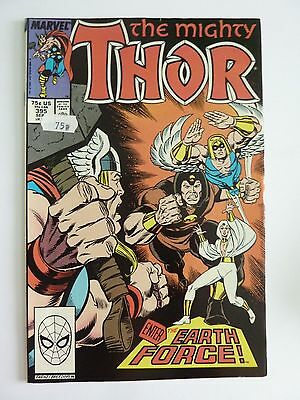 Marvel - The Mighty Thor September 1988 No. 395
