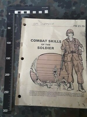 Combat Skills of the Solder FM 21-75 1984
