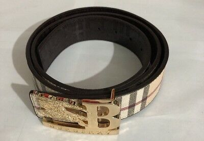 Men's Burberry Belt
