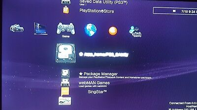 PS3 DOWNGRADE SERVICE /Jailbreak service and clean -Back to 3 55 etc