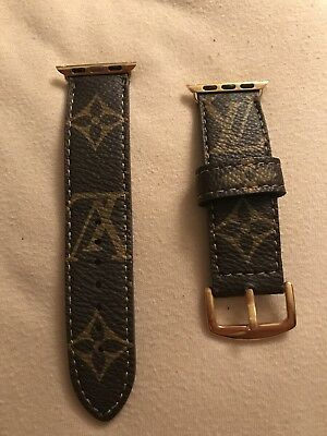 Louis Vuitton Apple Watch Band 38mm 100% Authentic