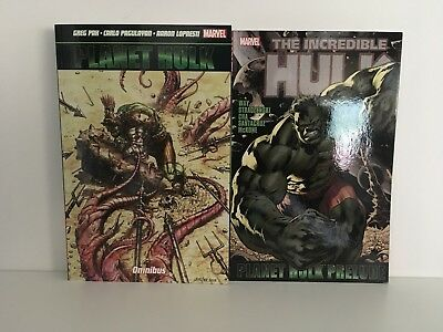 *NEW*Hulk Planet Hulk & Prelude Omnibus (Complete) Greg Pak -  Collected Edition