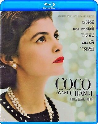 Coco Avant Chanel (Coco Before Chanel) French + Eng Sub *New Blu-Ray*