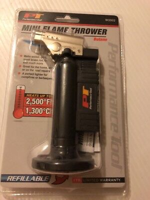 Performance Tools MINI FLAME THROWER W2002 Refillable