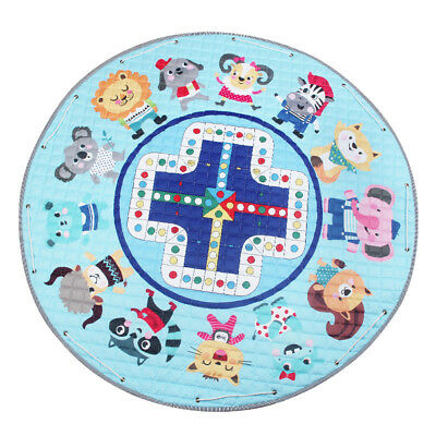 Baby Kid Play Crawl Mat Child Activity Soft Gym Creeping Blanket Rug Gift Toy
