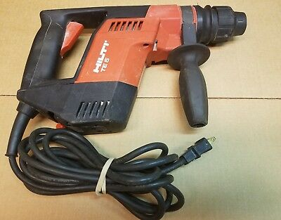 HILTI TE 5 4.6-Amp Rotary Hammer Drill  Concrete Drill Masonry Tool Works Great