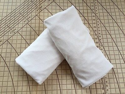 Twin Pack To Fit Leander Cot Standard Waterproof Mattress Protector