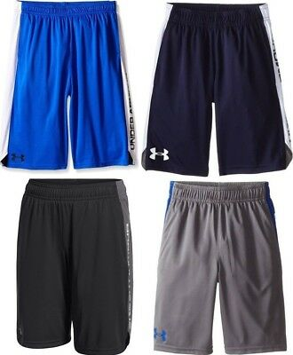 Under Armour UA Boys Youth Eliminator Basketball Shorts 8-20 New with Tags