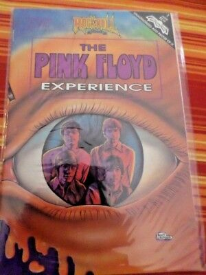 ROCK N ROLL REVOLUTIONARY COMIC THE PINK FLOYD EXPERIENCE June #1