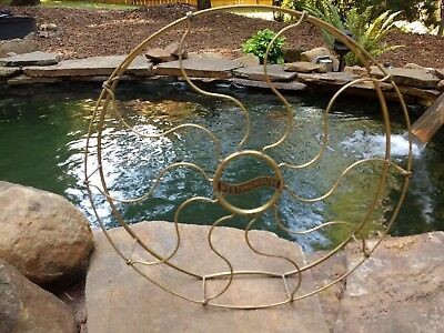 "Westinghouse Antique Brass cage for 16"" fan"