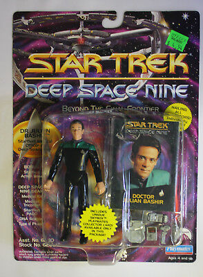 Doctor Julian Bashir Star Trek DS9 1993 UNOPENED Playmates Skybox Card FREE SHIP