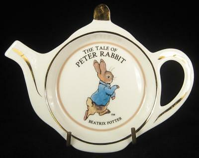 James Sadler Beatrix Potter's Peter Rabbit Teabag Tidy