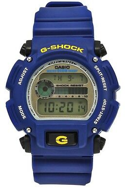 Casio G-SHOCK DW9052-2V Blue Resin Tough Digital Sport Men's Watch DW9052-2