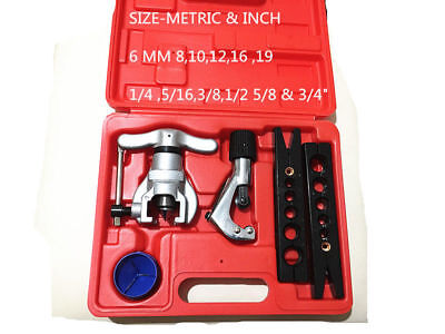 Copper Tube Flaring Cutting Tool Kit,pipe Flaring Tool Set CT-806