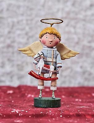Lori Mitchell™ - Toy Shoppe Angel - Christmas Magic Religious Figurine 11107