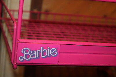 """Barbie store display rack from toys r us, Mattel 15 1/2""""X22"""" very rare"""