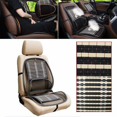 1pc Car Seat Cushion Cover Cooling Massage Comfortable Breathable Support