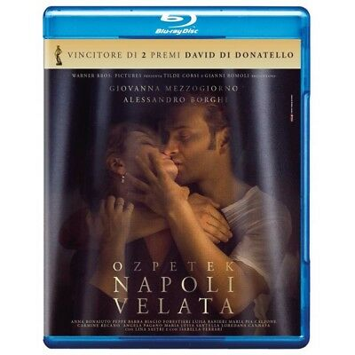 Napoli Velata Film Blu-Ray Nuovo Di Ferzan Ozpetek - Warner Home Video-420274
