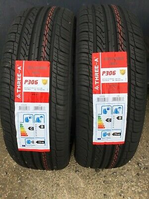 New 2 X 205 65 R15 94H Haida Hd667 New Tyres Amazing Wet Grip C -2056515 New