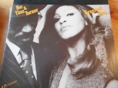 Ike & Tina Turner - Greatest Hits (Vinyl, LP), 1973 United Artists Records 64 89